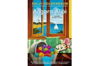Angora Alibi (Seaside Knitters Mysteries)