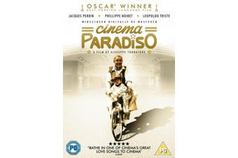 Cinema Paradiso [Region 2]