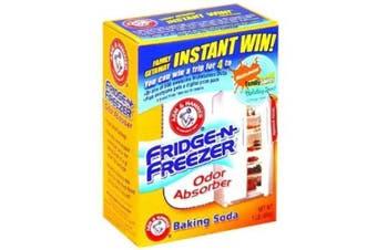 Arm & Hammer Baking Soda Fridge Freezer Package, 470ml