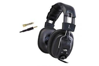 (7.2 x 7 x 4) - Cyber Acoustics ACM-500R Multi User Stereo Headphones