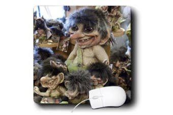 Danita Delimont - Toys - Norway, Honningsvag, North Cape, Trolls - EU21 CMI0084 - Cindy Miller Hopkins - Mouse Pads