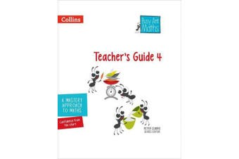 Teacher's Guide 4 (Busy Ant Maths) (Busy Ant Maths)