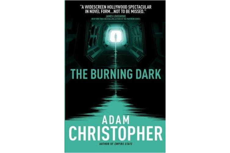 The Burning Dark: A Spider Wars Novel