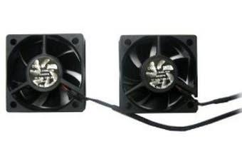 Coolerguys Dual 50mm x 20mm USB fans