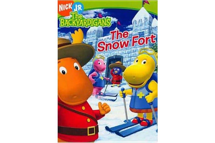The Backyardigans - The Snow Fort [Region 1]