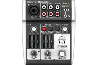 Behringer - XENYX 5-Input Mixer