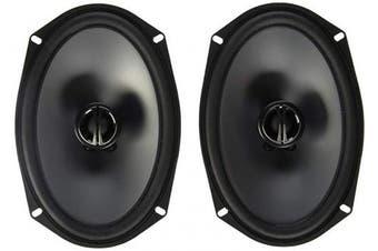 Alpine - 15cm x 23cm 2-Way Coaxial Car Speakers with Polypropylene Cones (Pair)