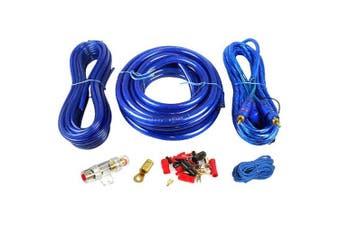 Absolute USA - KIT4BL 4 Gauge Amplifier Kit