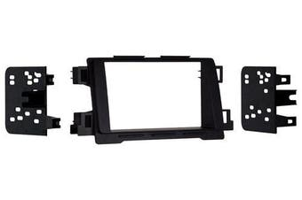 Metra - Installation Kit for Select 2012 and Later Mazda CX-5 and 2014 and Later Mazda 6 Vehicles - Matte Black