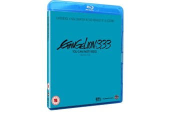 Evangelion 3.33 - You Can (Not) Redo [Region B] [Blu-ray]