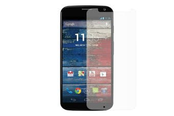 Seidio SPM1MTXP-2 Ultimate Screen Guard for Motorola Moto X - Retail Packaging - Crystal Clear