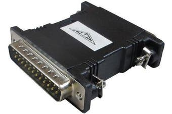 Allen Tel Products ATNM25MM Male To Male Null Modem