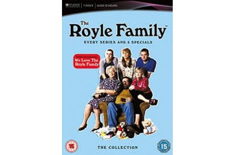 The Royle Family: The Complete Collection [Region 2]