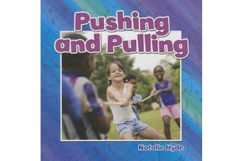 Pushing and Pulling? (Motion Close-Up)