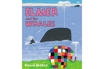 Elmer and the Whales (Elmer Picture Books)