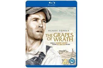 The Grapes of Wrath [Region B] [Blu-ray]