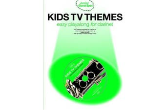 Junior Guest Spot: Kids TV Themes - Easy Playalong (Clarinet)