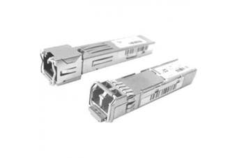 Cisco 1000BASE-SX SFP transceiver module for MMF, 850-nm wavelength, extended operating temperature