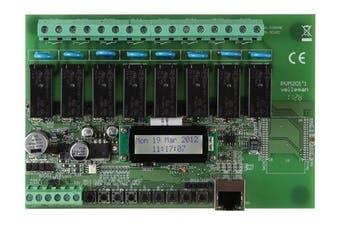 Velleman VM201 Ethernet Relaycard