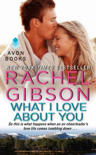 What I Love about You (Military Men) New York Times bestselling author Rachel Gibson returns to Truly, Idaho, and to the fate of sexy SEAL Blake JungerGIMMEE A B-R-E-A-K!Ex-high school cheerleader Natalie Cooper could once shake her pom-poms with the best of them. But she's paid for all that popularity—her husband's run off with what's left of their money and a twenty-year-old bimbo named Tiffany. Leaving Natalie to manage a photo store and having to see some pictures she, well, really shouldn't.GIMMEE A S-H-O-T!Then she comes toe-to-manly chest with Blake Junger. Exiled to a remote cabin in Truly, Idaho, Blake wants nothing to do with anyone. Instead, he's determined to struggle with his demons and win—all on his own. But the last thing he needs is Natalie distracting him with her luscious curves and breaking down the barriers of his heart.GIMMEE YOUR H-E-A-R-T!