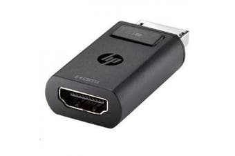 HP F3W43AA DisplayPort to HDMI 1.4 Adapter For Select HP EliteBook Notebook PCs converting its