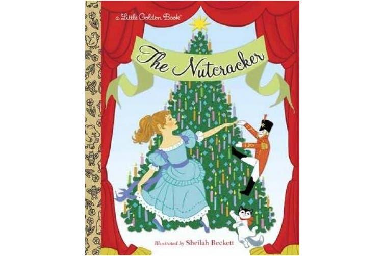 The Nutcracker (Little Golden Books)