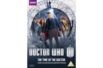 Doctor Who: The Time of the Doctor and Other Eleventh Doctor ... [Region 2]