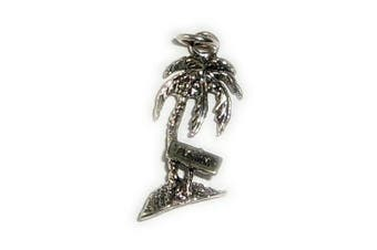 Charm Pendant Florida 925 Sterling Silver