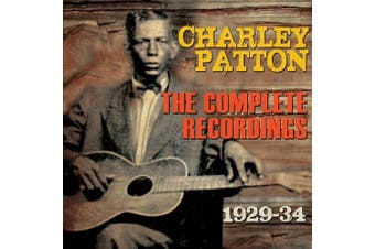 The Complete Recordings: 1929-34 [Box]