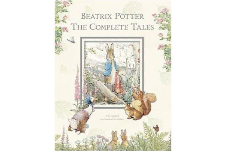Beatrix Potter - the Complete Tales: The 23 Original Tales