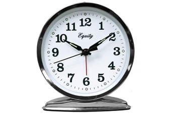 Equity Time USA 24014 CHR Superbell Keywind Clock
