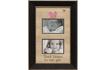 Artistic Reflections Thank Heaven for Little Girls Photo Frame