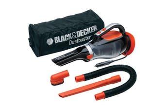 BLACK+DECKER BDH1220AV Automotive Dust Buster, 12-volt - Corded