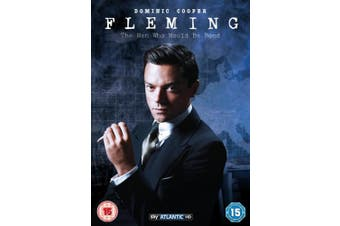 Fleming - The Man Who Would Be Bond [Region 2]
