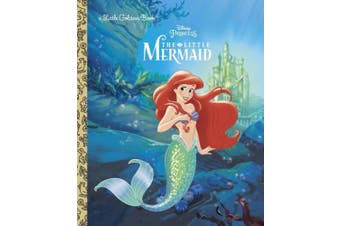 The Little Mermaid (Disney Princess) (Little Golden Books (Random House))