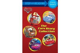 Disney Pixar Cars Five Fast Tales (Step Into Reading)
