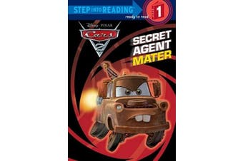 Secret Agent Mater (Step Into Reading - Level 1 - Library)