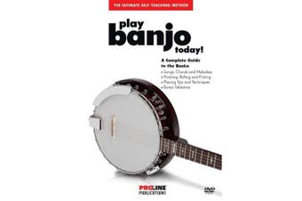 ProLine Proline - Play Banjo Today DVD