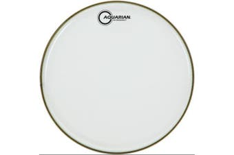 Aquarian Hi-Frequency Drumhead Black Clear 15cm