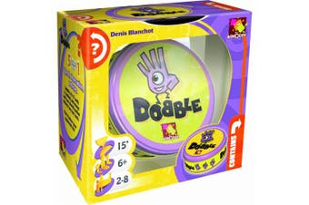 (Dobble) - Esdevium Dobble 5-in-1 Card Game Asmodee Editions