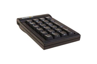 Ergoguys Goldtouch Numeric Keypad, Black