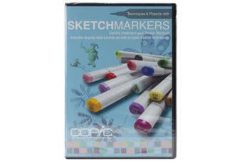 Copic Sketch Markers DVD