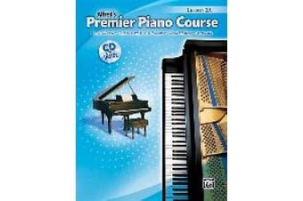 Premier Piano Course Lesson Book, Bk 2a: Book & CD (Alfred's Premier Piano Course)