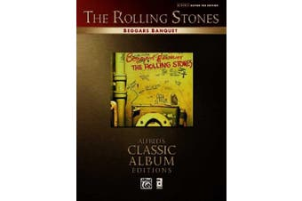 Rolling Stones -- Beggars Banquet: Authentic Guitar Tab