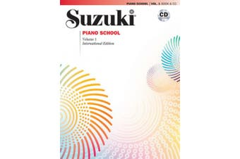 Suzuki Piano School: New International Edition