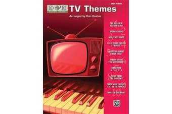 TV Themes (10 for 10 Sheet Music)