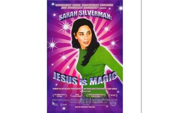 Sarah Silverman Jesus is Magic Movie Poster (11 x 17)