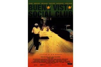Buena Vista Social Club Movie Poster (11 x 17)