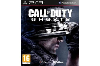 Call of Duty: Ghosts - PS3 Game.