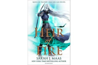 Heir of Fireno. 3 (Throne of Glass)